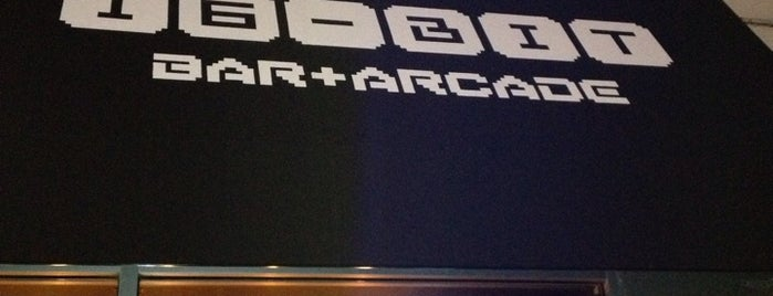 16-Bit Bar+Arcade is one of Columbus greatness.