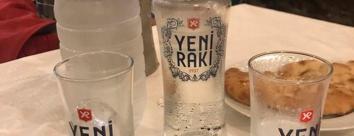 Meyhane-i Ara is one of Istanbul Meyhane.