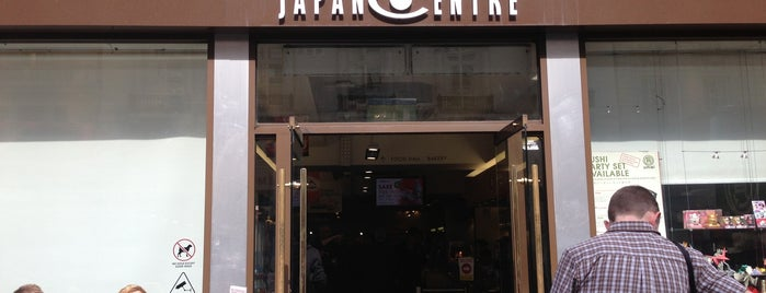 Japan Centre is one of London Calling.