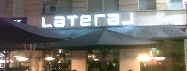 Lateral is one of Madrid: Restaurantes +.
