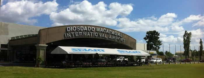 Clark International Airport (CRK) is one of Airports Worldwide.