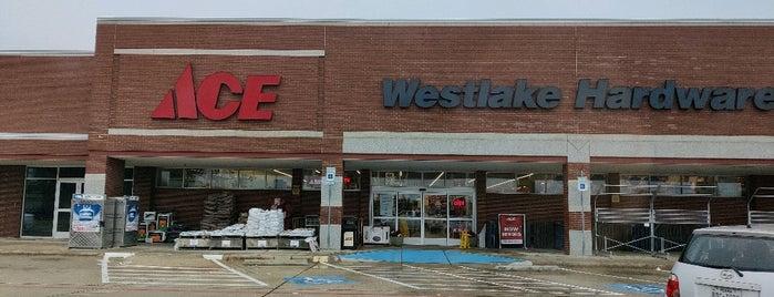 Westlake Ace Hardware 108 is one of Misty : понравившиеся места.