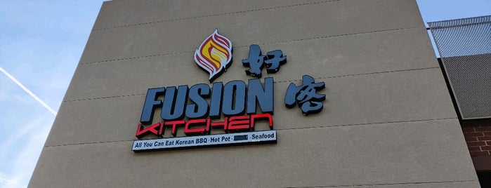 Fusion Kitchen is one of Restaurants - Dallas.