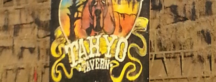 Tahyo Tavern is one of Coryさんの保存済みスポット.