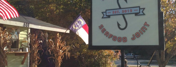 Saltbox Seafood Joint is one of Bull City Blues.