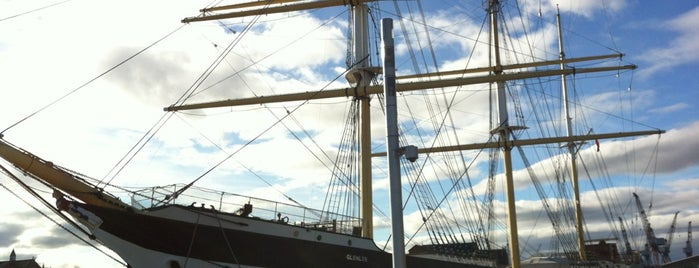 The Tall Ship is one of Glasgow.
