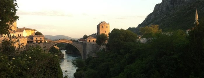 Neretva River is one of Mostar - List -.