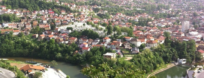 Žuta Tabija is one of Sarajevo - List -.