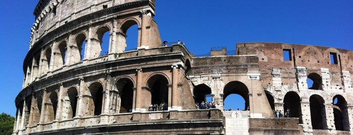 Coliseu is one of rome | to do.