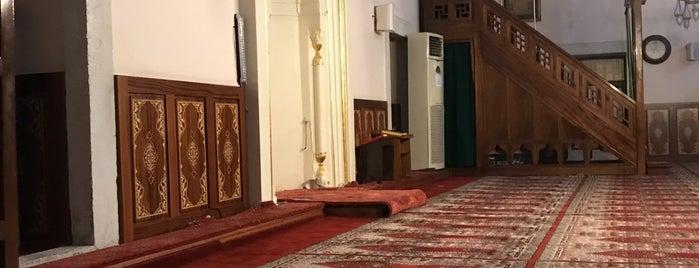Hasan Ağa Nakilbent Camii is one of 1-Fatih to Do List | Spiritüel Merkezler.
