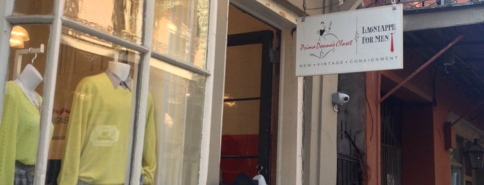 Prima Donna's Closet is one of Honeymoon.