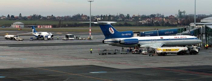 Letiště Václava Havla Praha (PRG) is one of Planespotting v Praze.