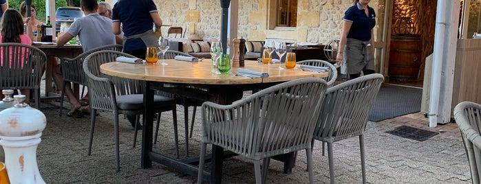 Restaurant Pey La Tour is one of France.