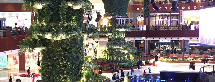 Mall of Qatar is one of Where to go in Doha.