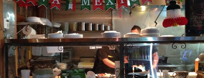 El Metate is one of Begrudgingly into SF.
