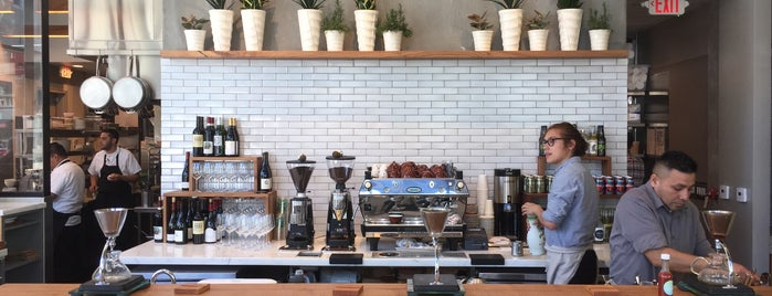 Little Gem is one of San Francisco Caffeine Crawl.