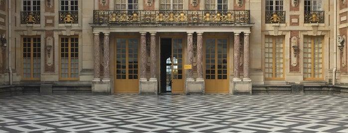 Château de Versailles is one of Visiting Paris.