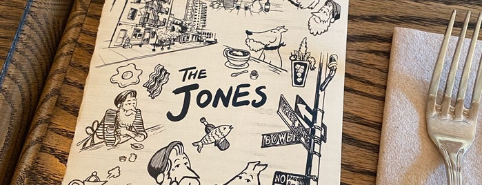 The Jones is one of Check OUT NYC!.