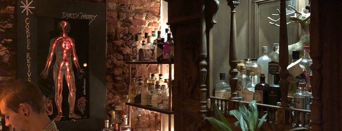 The Gin Bar is one of speak(a lil)easy now.