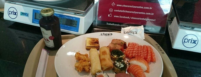 Choe's Oriental Gourmet is one of Lieux qui ont plu à Belisa.