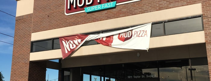 MOD Pizza is one of Want to try.