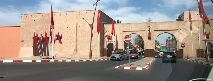 Bab Mellah is one of Marrakech.