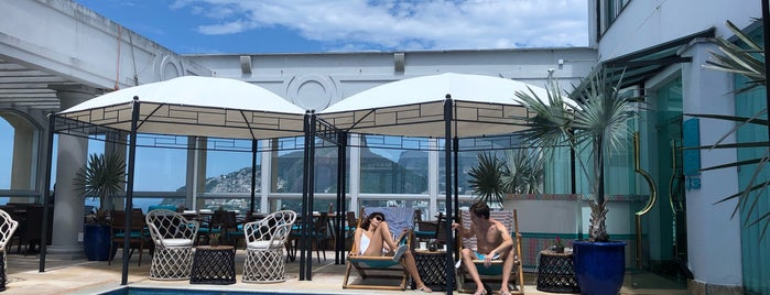 23 Ocean Lounge is one of RIO - Bares.
