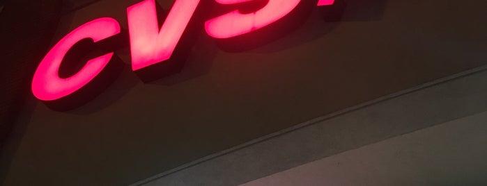 CVS pharmacy is one of Posti che sono piaciuti a Samah.
