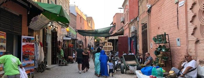 Medina of Marrakech is one of RAK × Best Of.