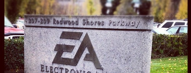 Electronic Arts is one of Silicon Valley Companies.