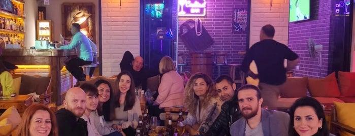 RODRİGO CAFE & BAR is one of สถานที่ที่ Glhn ถูกใจ.