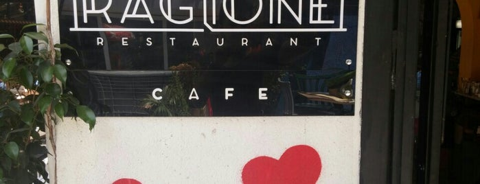 Ragione is one of My gastronomic list to visit nowadays.
