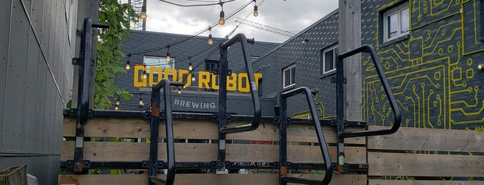 Good Robot Brewing Company is one of Halifax.