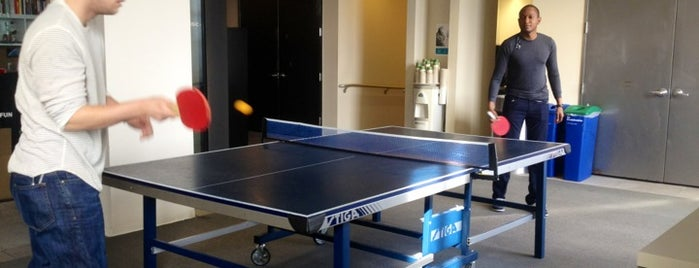 BBH Ping Pong is one of Leftonredさんの保存済みスポット.