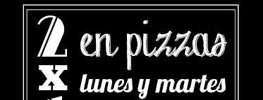 La Fabbrica -Pizza Bar- is one of Lugares Buenos Por Visitar.