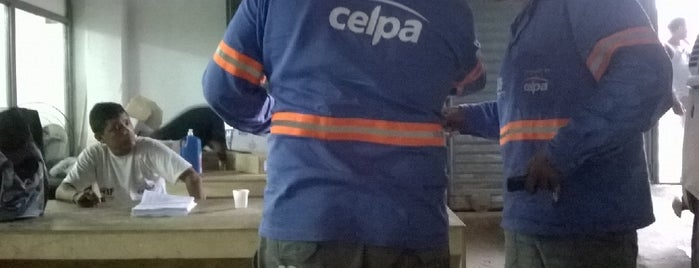 CELPA is one of shoppings.