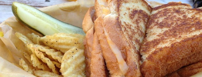 The Grilled Cheese Grill is one of Portland To-Do List.