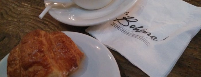 La Boheme is one of Croissants.