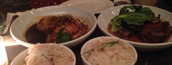 Maharlika Filipino Moderno is one of NY FOOD.