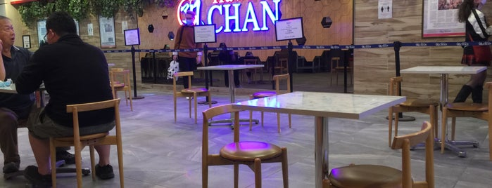 Hawker Chan is one of Australia - Melbourne.