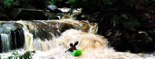 James River - Reedy Creek is one of Tempat yang Disimpan Queen.