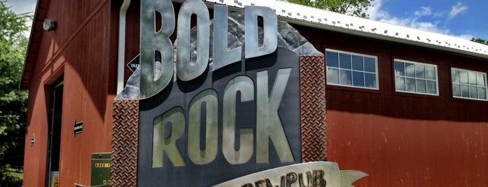 Bold Rock Cidery is one of charlottesville.