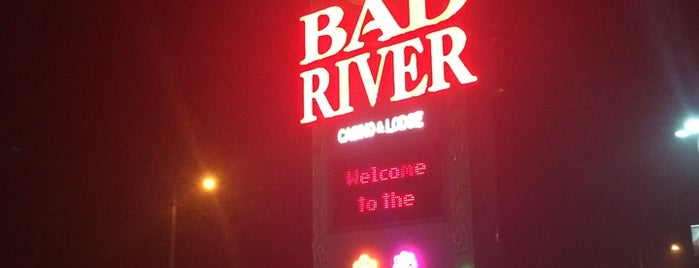 Bad River Casino is one of Northern Wisconsin Getaway.