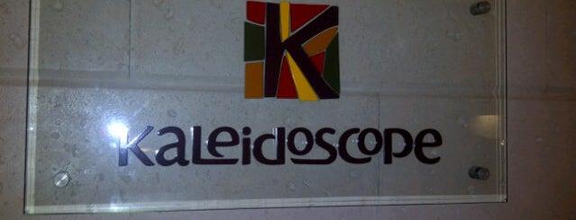 Kaleidoscope is one of Food in Dubai, UAE.
