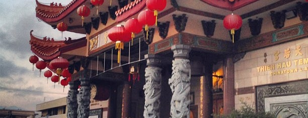 Thien Hau Temple is one of Los Angeles.
