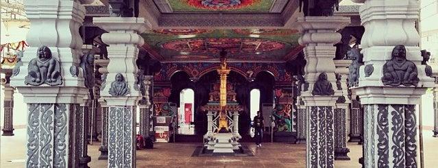 Sri Srinivasa Perumal Temple is one of Свои.