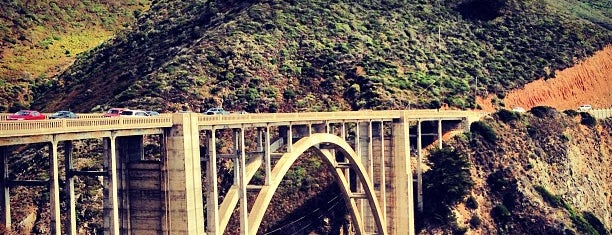 Bixby Creek Bridge is one of Top photography spots.