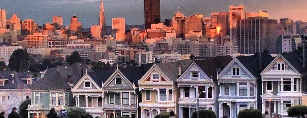 Alamo Square is one of [To-do] San Francisco.