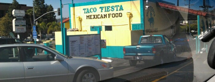 Taco Fiesta is one of San Diego's Best Burrito Places - 2013.
