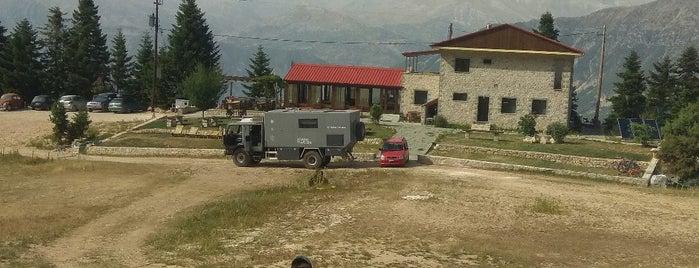 Ορειβατικό Καταφύγιο Πραμάντων is one of Amazing Epirus.